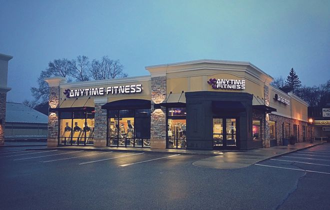 Anytime Fitness, the largest fitness franchise in the world, sees the region as good fodder for more of its small-box gyms. It looks to find at least 10 franchisees during the next three years, says Tom Gilles, director of franchise development. (Photo courtesy of Anytime Fitness)