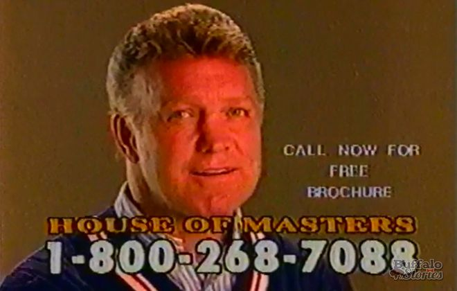 NHL great Bobby Hull for House of Masters.