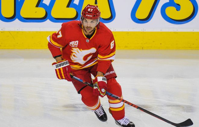 Michael Frolik  is joining the Sabres. (Getty Images)