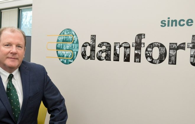 Patrick McParlane, new president and chief operating officer of John W. Danforth Co. (Provided photo)