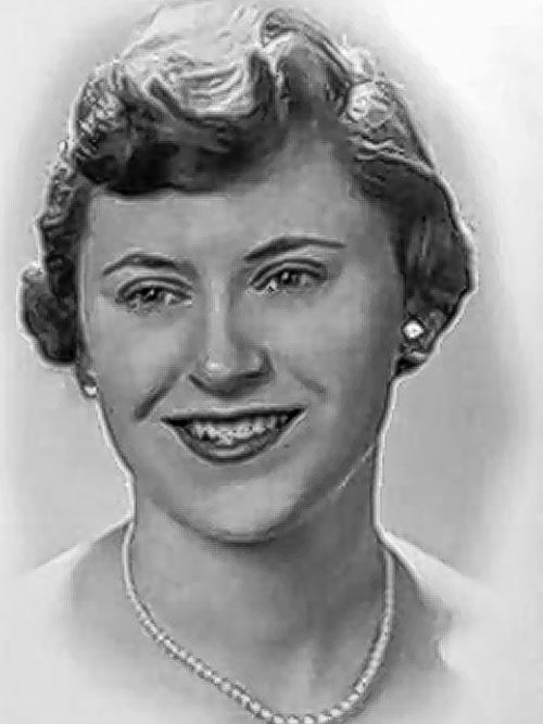 McELROY, Mary Louise (Wilcox)