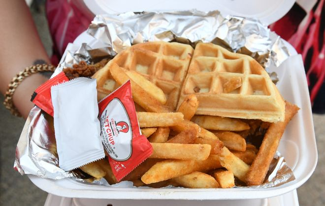 Dirty Bird Chicken N' Waffles will open its first brick-and-mortar restaurant. (Nancy Parisi/Special to The News)
