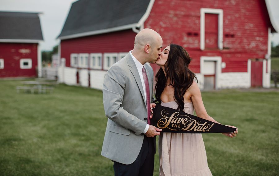Oxford Pennant helps couples weave meaningful touches into their big day. (Sarah Bridgeman, Oxford Pennant)