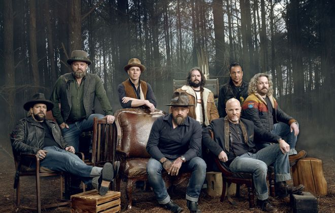 The Zac Brown Band returns to Darien Lake in 2020. (Photo by Diego Pernía)