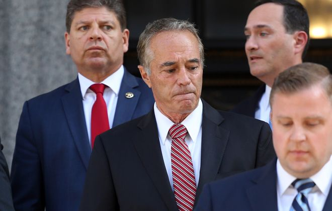 Had Chris Collins avoided trouble, none of this 27th District mess would have happened. (Jefferson Siegel/Special to The News)