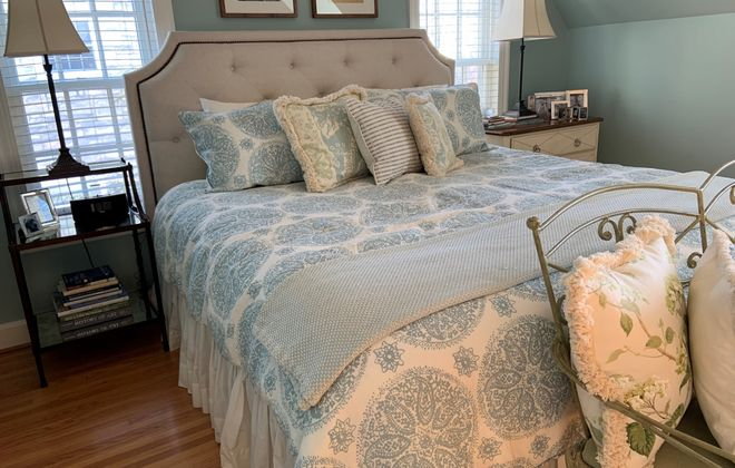 People have preferences when it comes to choosing bedding for the winter months. (Photo courtesy Cindy Chamberlain)