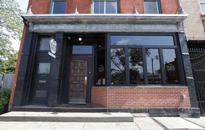 The Black Sheep at 367 Connecticut St. in Buffalo.  (Sharon Cantillon/News file photo)