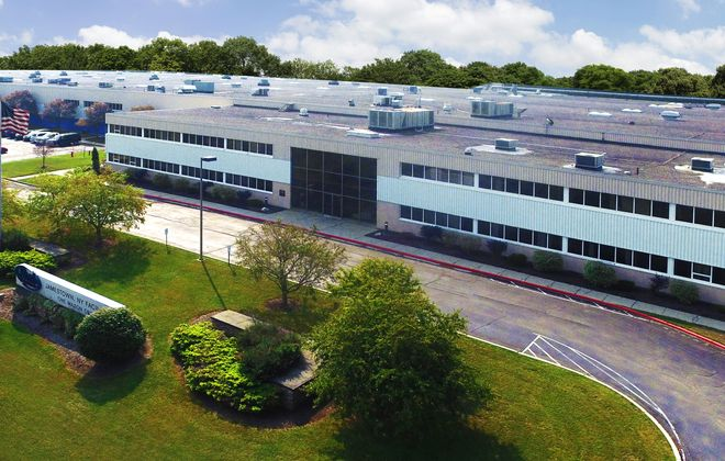 Bush Industries' plant in Jamestown. (Provided photo)
