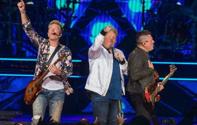 Rascal Flatts will stop by as part of the Country Megaticket, doubling as a farewell show for the country band. (Don Nieman/Special to The News)