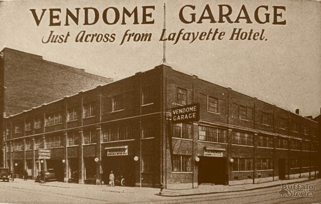 The Vendome Garage.