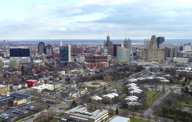 Buffalo's West Side. (Derek Gee/News file photo)