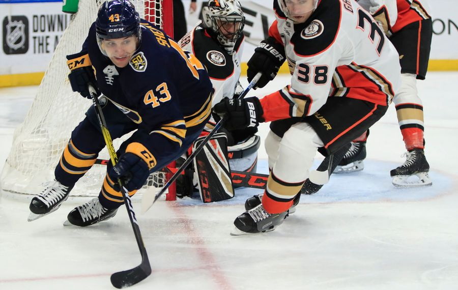 Sabres who are most, least likely to be traded as deadline looms