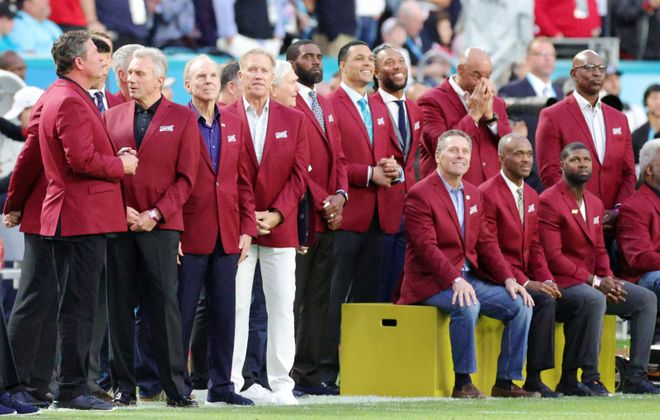 Jan Stenerud was there last Sunday when the NFL honored him as one of the Top 100 players of all time. (Rob Carr/Getty Images)