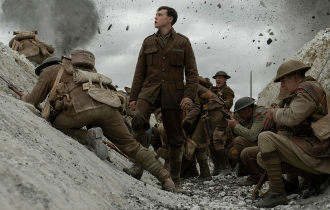 """1917"" is among the nominees for best picture. (François Duhamel/Universal Pictures)"