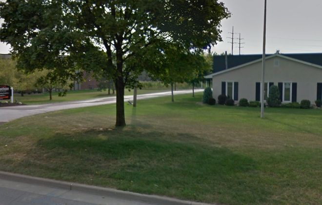 Marathon Roofing Products, in Orchard Park, is seeking tax breaks for an expansion project. (Google)