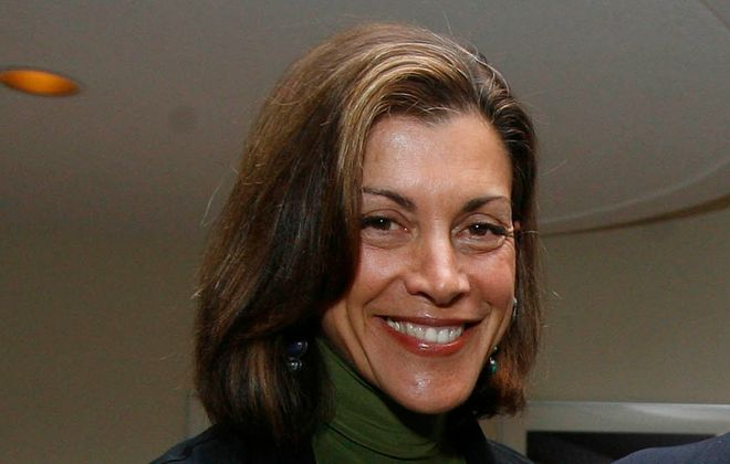 Actress Wendie Malick at a 2009 event in Buffalo. (Mark Mulville/News file photo)
