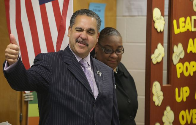 Superintendent Kriner Cash has the Buffalo School District moving in the right direction, but some parents are pushing for a quicker pace in some reforms.  (John Hickey/Buffalo News file photo)