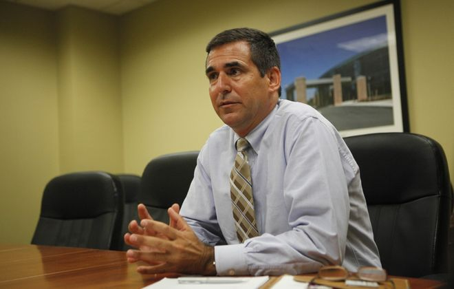 James Dentinger will oversee Noco's new entity. (Derek Gee/News file photo)