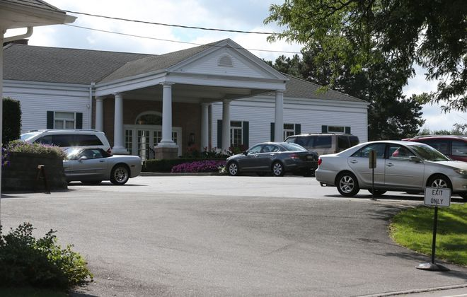 The Orchard Park Country Club, at 4777 South Buffalo St. in Orchard Park. (News file photo)