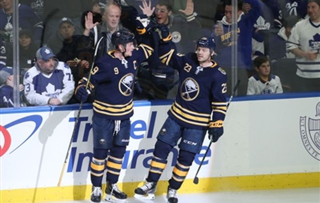 Buffalo Sabres 5, Toronto Maple Leafs 2