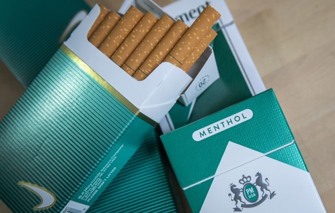 Lobbyists are working hard to make sure menthol products are included in any type of ban on flavored tobacco products. (Photo illustration by Getty Images)