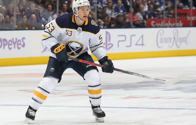 Jeff Skinner. (Getty Images)