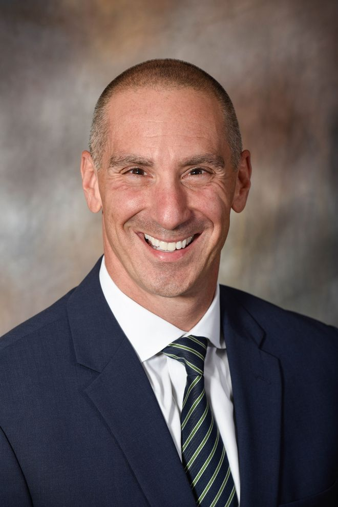 Joseph T. Giglia II promoted at Erie County Medical Center Corporation