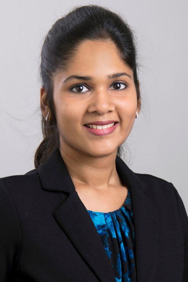 Aishwarya Ramachandran MD; Department of Medicine; Jacobs School of Medicine and Biomedical Sciences at the University at Buffalo; 2019