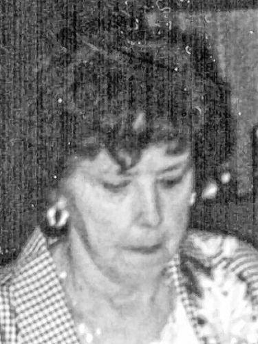 COLEMAN, Joan D. (Reister)