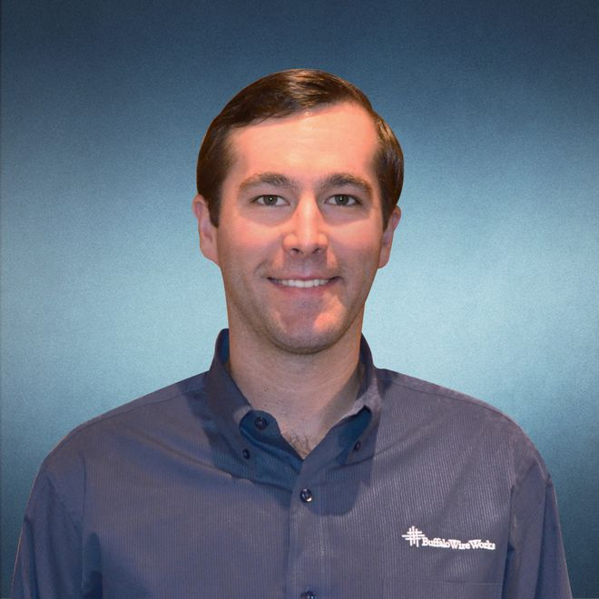 Maxon Davis promoted at Buffalo Wire Works Co., Inc.