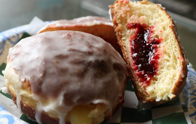 With only two vendors selling Polish doughnut paczki last year at the Broadway Market, the new Buffalo Paczki Co. will make its presence felt in 2020. (Sharon Cantillon/News file photo)