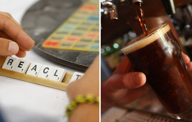 The first of several Scrabble challenges for Literacy NY, plus a Belgian Beer and Chocolate Fest at Pizza Plant. (News file photos)