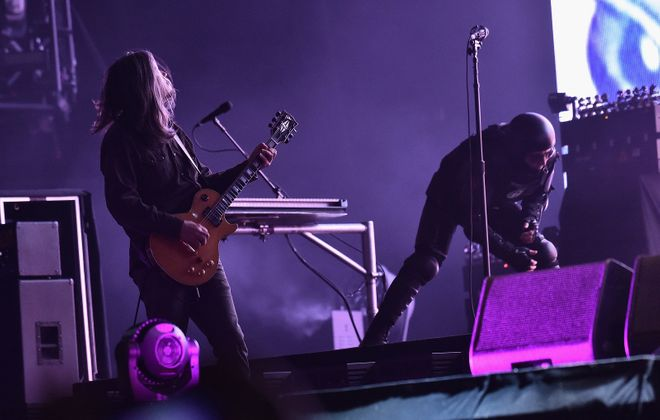 Tool recently announced it will perform its first Buffalo show since 2002, and will be playing KeyBank Center on May 2. (Getty Images)