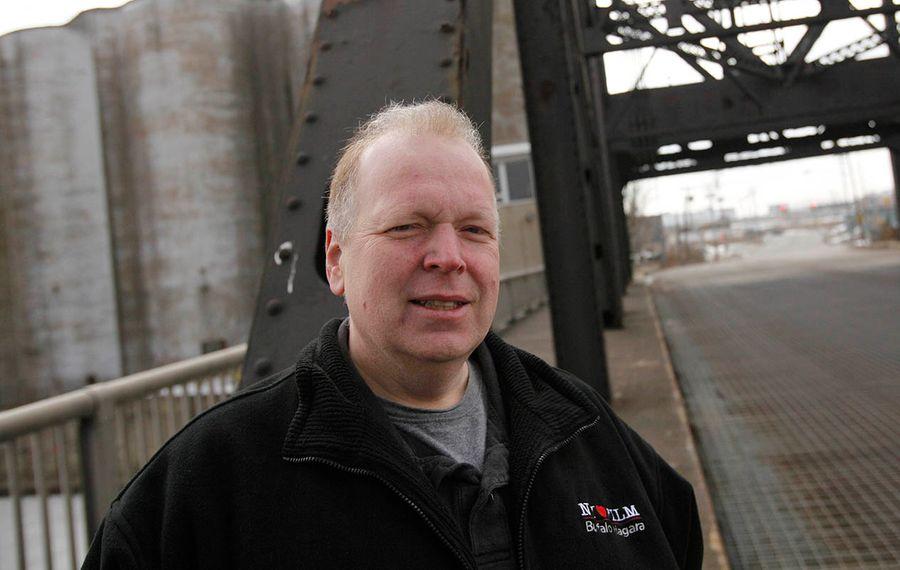 Buffalo Niagara Film Commissioner Tim Clark.  (Derek Gee/News file photo)
