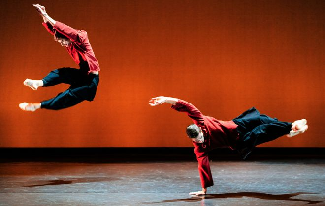 The Zodiaque Dance Company celebrates its 46th anniversary with three performances. (Photo courtesy of Stefan Ludwig)