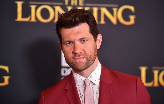 "Billy Eichner from ""Billy on the Street"" is the writer and star of a new film that will be made in Buffalo. (Getty Images)"