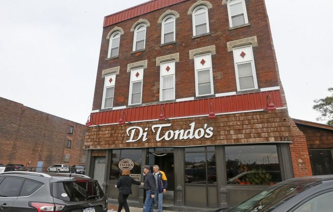 The DiTondo's building dates to 1890. After a first-floor renovation, Rita DiTondo hopes to reopen the restaurant in late spring or summer. (Robert Kirkham/News file photo)