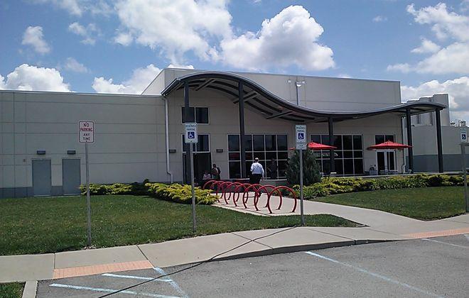 HP Hood revived a former yogurt plant in Batavia. (Matt Glynn/Buffalo News)