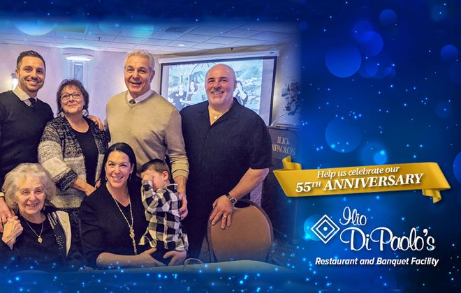 Ilio DiPaolo's celebrates 55 years with Mass of Gratitude
