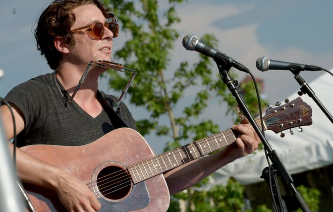 Joe Pug returns to Buffalo for a concert in the 9th Ward @ Babeville. (Getty Images)