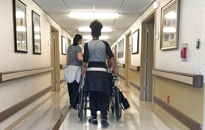 The Health Department this week said there have been about 5,400 confirmed or suspected Covid-19 deaths in New York nursing homes. (Robert Kirkham/News file photo)