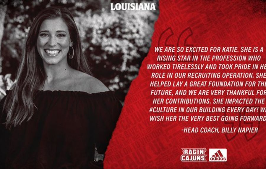 Former Bills intern Katie Turner named director of recruiting operations for Georgia football