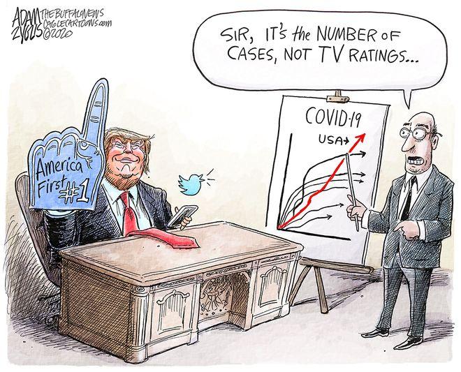 The ratings: April 1, 2020