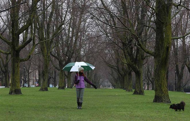 Severe weather is expected today. (John Hickey/News file photo)