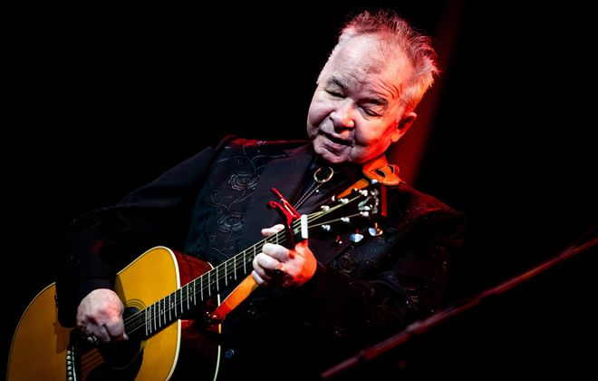 Singer-songwriter John Prine, who died from complications linked to Covid-19, at 73. (Getty Images)
