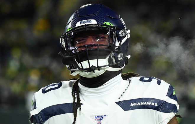 Jadeveon Clowney remains a free agent. (Getty Images)