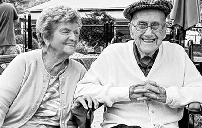 Anthony J. and Violet R. Nanula, died three weeks apart after 68 years together