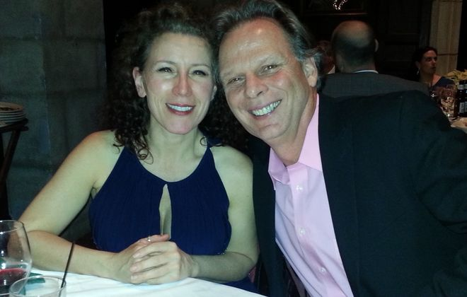 """The husband-and-wife duo of Theresa Quinn and Randall Kramer will present a livestreaming performance of """"A Guy, A Girl & A Piano."""""""