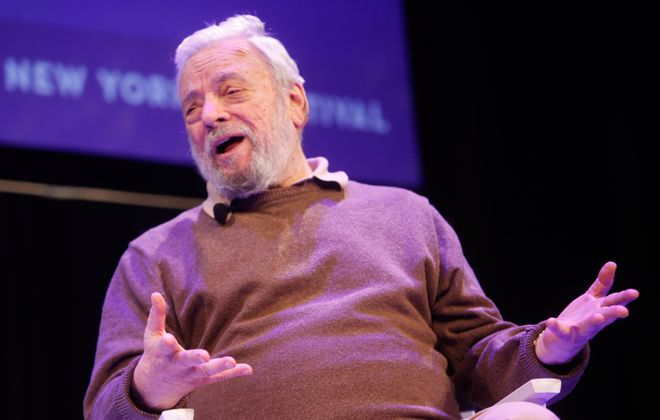 "You can watch ""Take Me to the World,"" the 90th birthday celebration of Stephen Sondheim, in its entirety on YouTube. (Getty Images)"