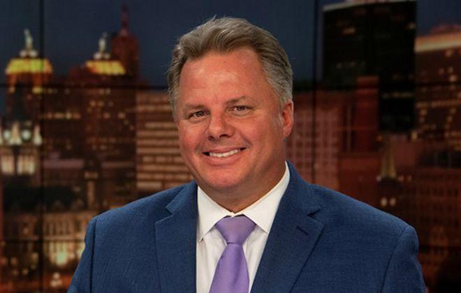 WGRZ meteorologist Patrick Hammer. (WGRZ)